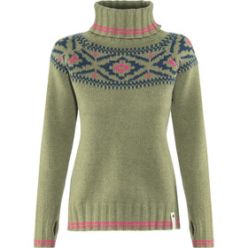 Devold Ona Round Sweater Damen lichen